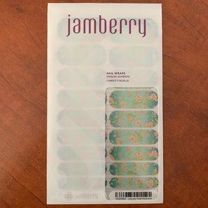 Jamberry January 2016 Hostess Wrap. Full sheet.